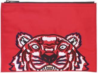Kenzo Red Tiger Pouch