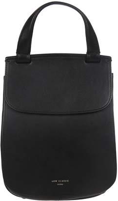 Low Classic Mini Logo Shoulder Bag