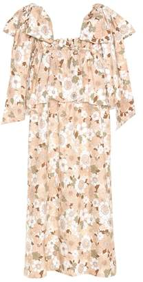 Chloé Printed cotton dress