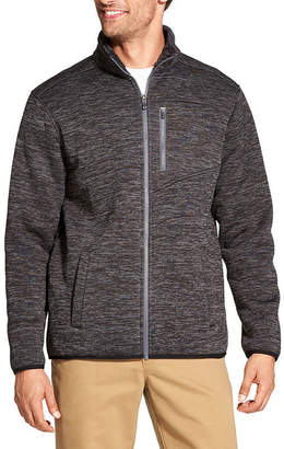 Izod Sherpa Fleece Jacket