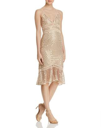 Saylor Champ Sequined Dress