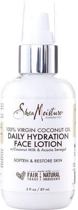 Shea Moisture Sheamoisture 100% Virgin Coconut Oil Daily Hydration Facial Lotion