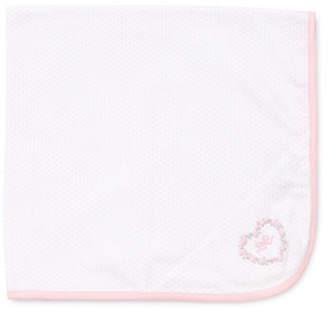 Little Me Thank Goodness for Little Girls Blanket