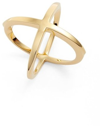 Women's Elizabeth And James 'Windrose' Ring $95 thestylecure.com