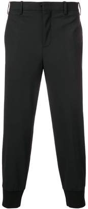 Neil Barrett tailored cuff trousers