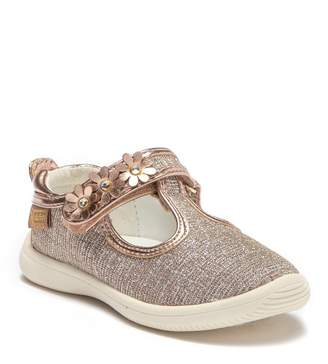 Naturino Express Primula Flower Mary Jane Sneaker (Toddler)