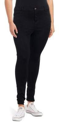 Dorothy Perkins Plus Frankie Skinny Jeans