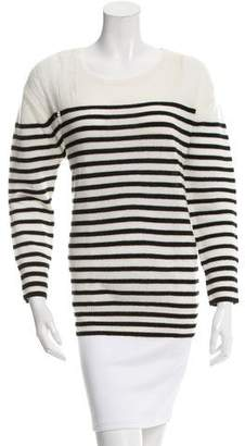 Raquel Allegra Breton Wool Sweater w/ Tags