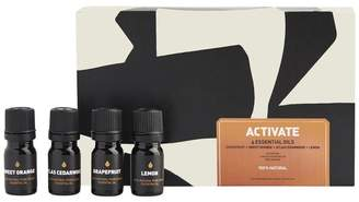 Way Of Will Essential Oil Gift Set - Activate