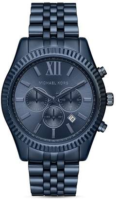 Michael Kors Lexington Watch, 44mm $275 thestylecure.com
