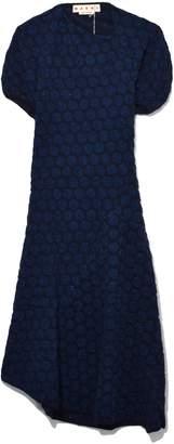 Marni Short Sleeve Dress in Eclipse