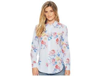 Joules Laurel Cotton Longline Shirt Women's Clothing