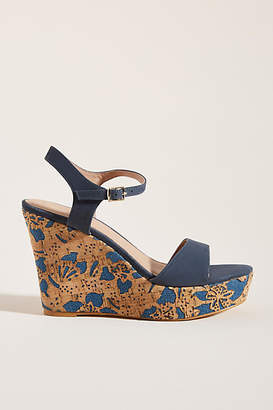 6b793206d97 Blue Cork Platform Women s Sandals - ShopStyle