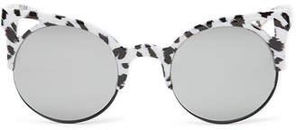 Window Pane Sunglasses