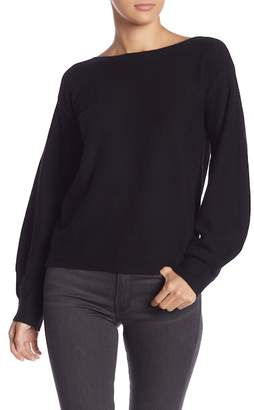 Unwine Cashmere Pull Sleeve Sweater