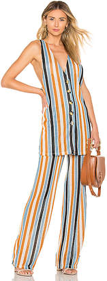 Free People Bridget Stripe Set