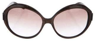 Gianfranco Ferre Oversize Tinted Sunglasses