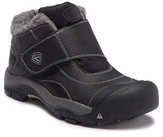 Keen Kootenay Waterproof Faux Fur Lined Boot (Baby & Toddler)