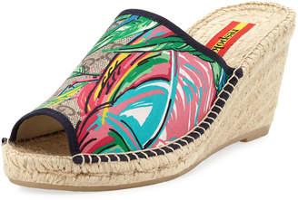 Respoke Forella Wedge Slide Espadrille Sandals