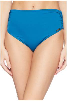 Vince Camuto Shore Shades Convertible High-Waist Bikini Bottom Women's Swimwear