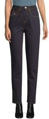 Tommy Hilfiger Collection Pinstripe Jeans