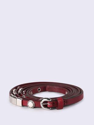 Diesel Belts P1004 - Red - 75