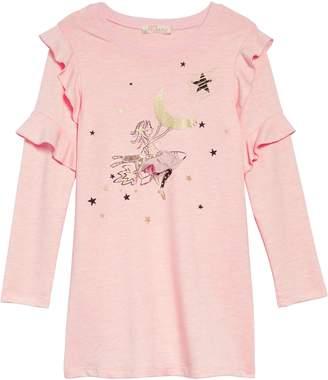 Truly Me Rocket Girl A-Line Dress