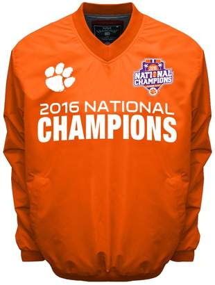 NCAA Men's Franchise Club Clemson Tigers 2016 National Champions Windshell Jacket