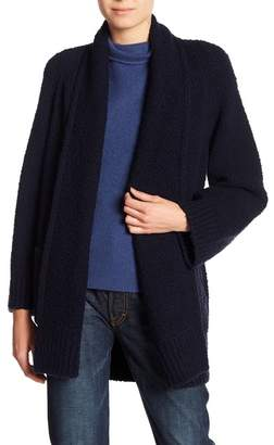 Vince Oversized Wool Cardigan