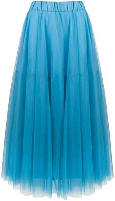 P.A.R.O.S.H. Nylla tulle skirt
