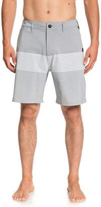 """Quiksilver Union Division 19"""" Amphibian Hybrid Shorts"""