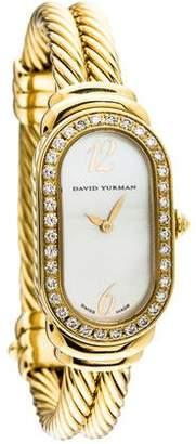David Yurman Madison Watch