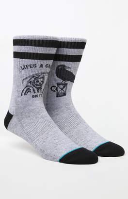 Stance Life's A Grave Crew Socks
