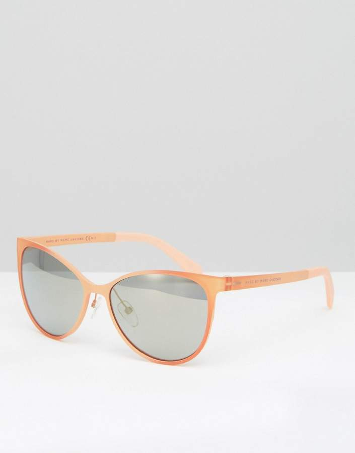Marc By Marc JacobsMarc By Marc Jacobs Cat Eye Sunglasses