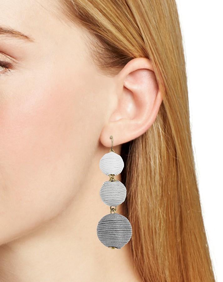 BAUBLEBAR Crispin Drop Earrings 3
