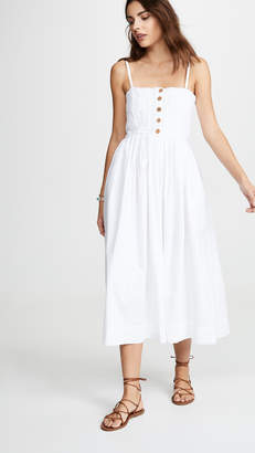 6681bf2f144 Free People Lilah Pleated Tube Dress