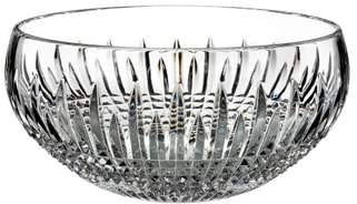 Waterford Lismore Diamond Encore Lead Crystal Bowl