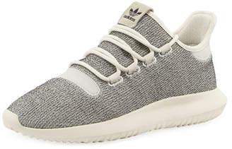 adidas Tubular Shadow Knit Sneaker, White