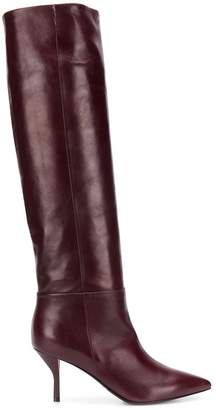 Semi-Couture Semicouture high-heel knee-length boots