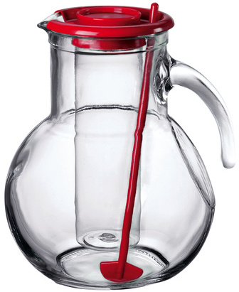 Italian Kufra Pitcher with Ice Container