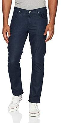 "Hudson Men's Blake Slim Straight Zip Fly Jeans 30"" Inseam"