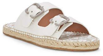 ED Ellen Degeneres Sadie Leather Sandals