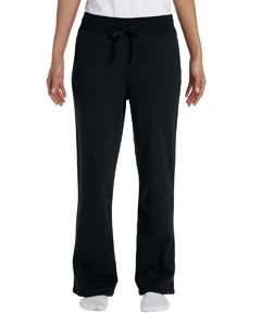 Gildan Activewear Ladies' Heavy Blend Yoga Style Sweatpants, 2XL