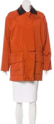 Loro Piana Puffer Zip-Up Jacket