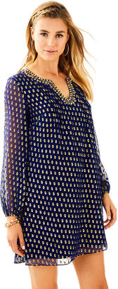 Lilly Pulitzer Colby Silk Tunic Dress