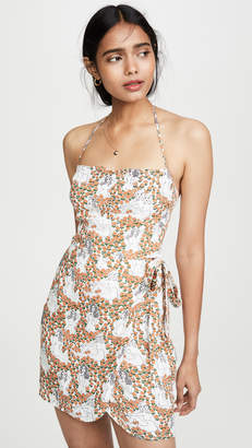 Reformation Coconut Dress