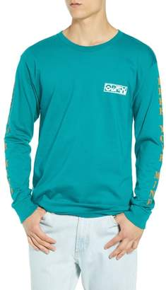 Obey Free Your Mind Long Sleeve T-Shirt