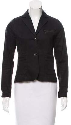 Edun Tailored Woven Blazer