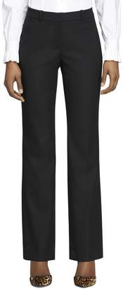 Brooks Brothers Wool Stretch Caroline Fit Trousers