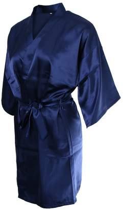 MonkeyJack Hot Sale Silk Satin Wedding Rope Pajamas Woman Bridal Gown Kimono Robe Nightwear